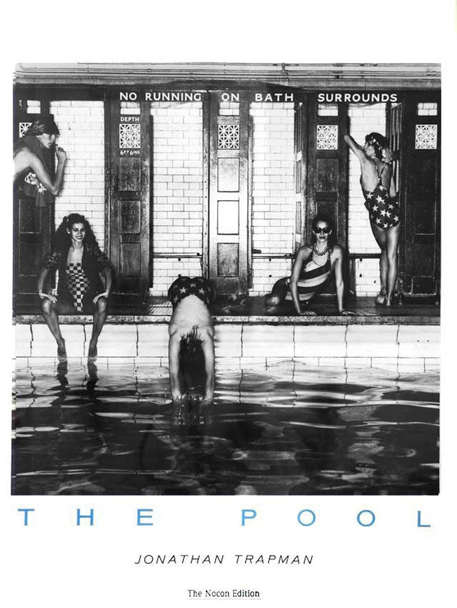 The Pool Poster Nocon Edition classic
