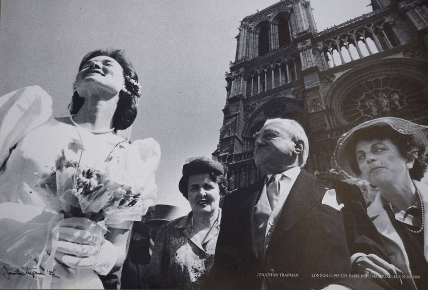 Sacre Coeur Wedding Party